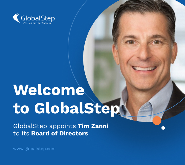 GlobalStep Appoints Tim Zanni to its Board of Directors